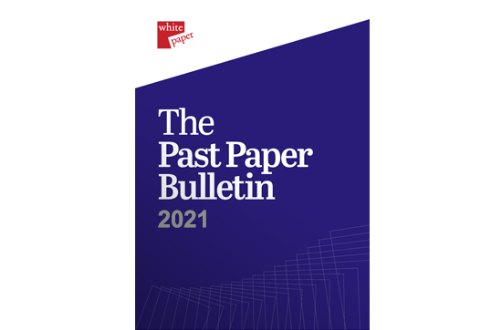 The Past Paper Bulletin